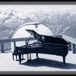 L'insondable solitude du piano