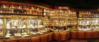 Les Grands Buffets de Narbonne - plus grand plateau de fromages au monde