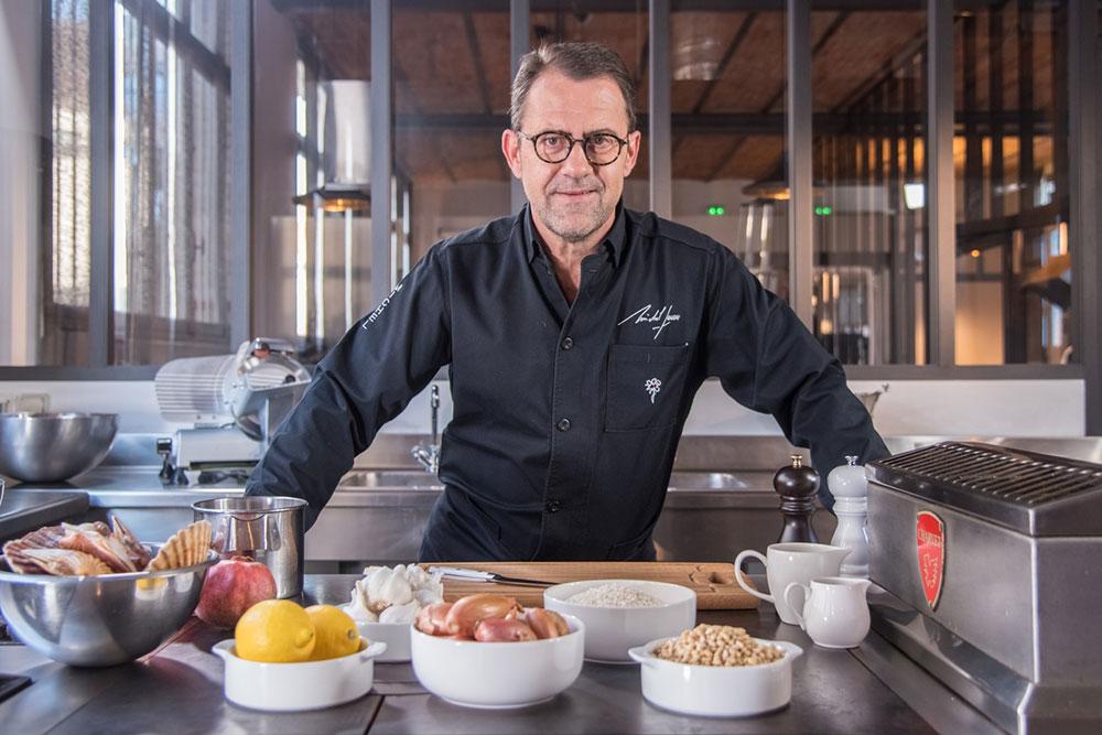 michel sarran le top chef toulouse haute garonne. Black Bedroom Furniture Sets. Home Design Ideas