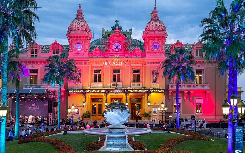 The Casino of All Dreams - Monaco - Principauté de Monaco -