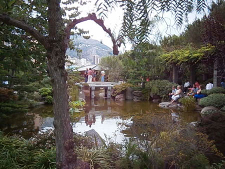 Le jardin japonais de monaco monte carlo principaut for Le jardin japonais monaco