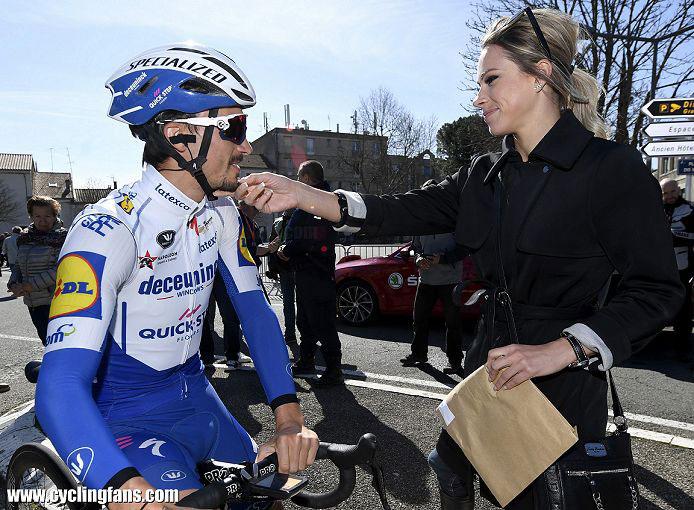 Marion Rousse Julian Alaphilippe Les Andorrans Principaute D Andorre