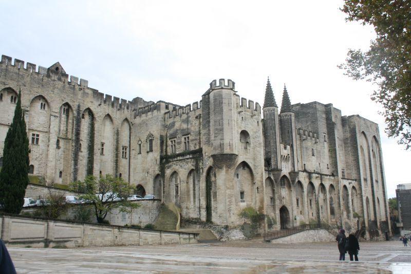 Le plus important palais gothique au monde avignon vaucluse r gion paca grand sud - L amuse bouche avignon ...